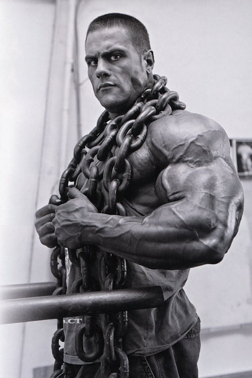 Using Chains For Body Building