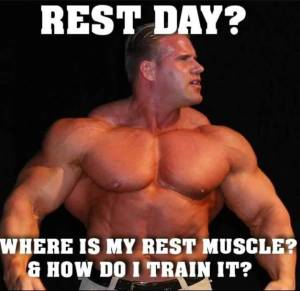 rest day cutler